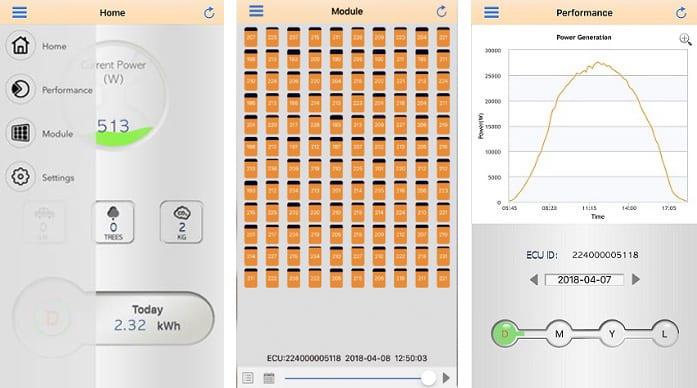 EMA-module-monitoring-screenshots