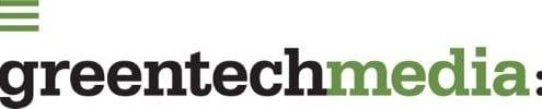 Greentech Media logo. (PRNewsFoto/GREENTECH MEDIA)